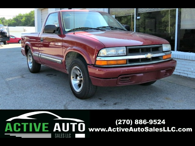 2000 Chevrolet S10 Pickup LS Long Bed 2WD