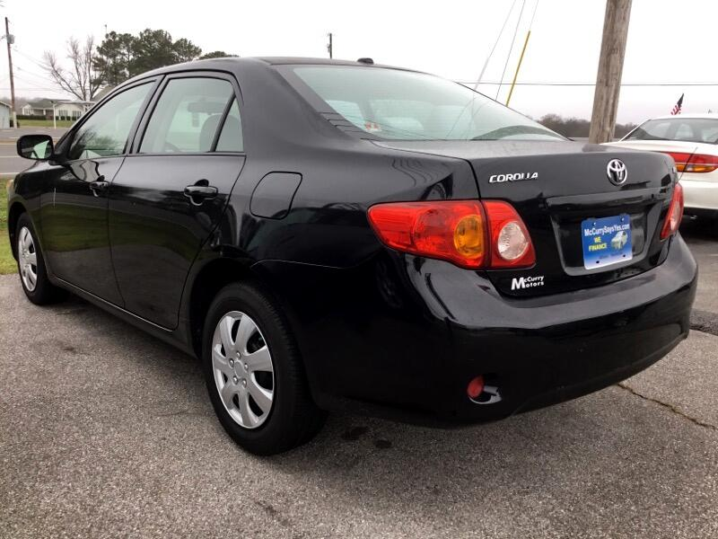 used 2010 toyota corolla le 4 speed at for sale in huntsville athens al 35810 mccurry motors athens mccurry motors athens