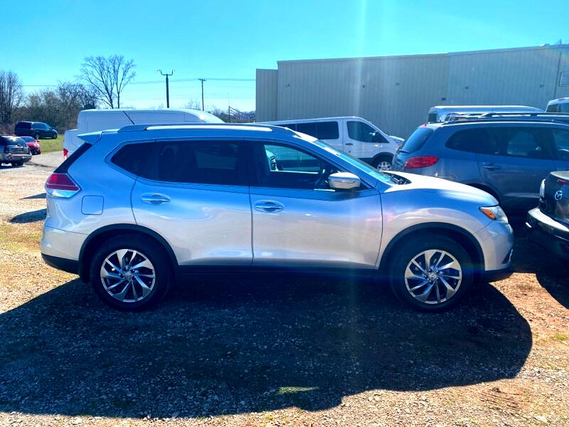 Nissan Rogue SV 2WD 2014