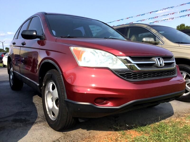 Honda CR-V LX 2WD 5-Speed AT 2010