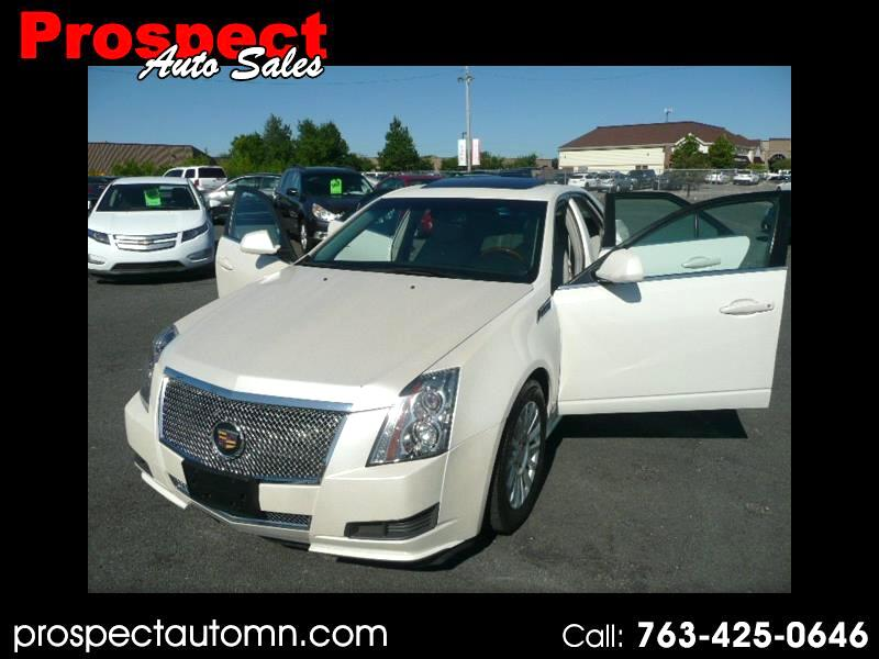 2013 Cadillac CTS Luxury AWD