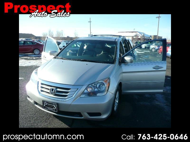 Honda Odyssey EX-L w/ DVD and Navigation 2009