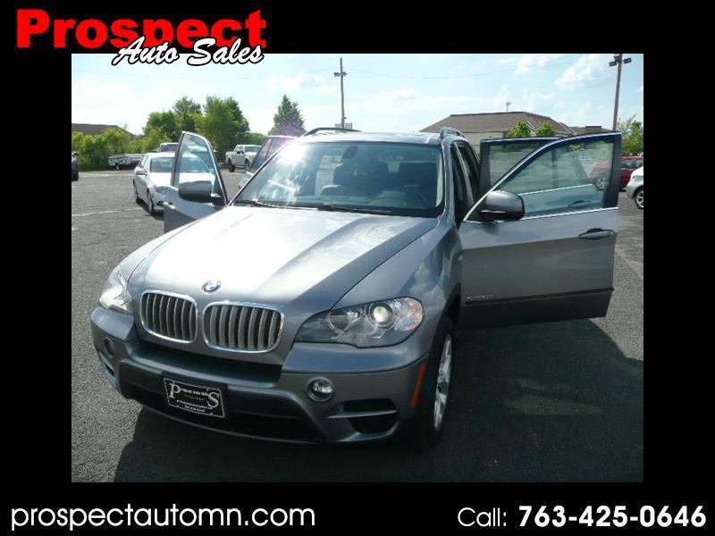 BMW X5 AWD 4dr xDrive35i Premium 2013