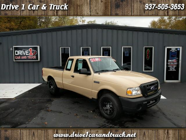 2010 Ford Ranger XL SuperCab 2WD
