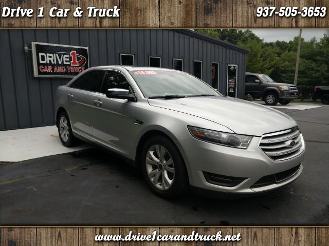 2015 Ford TAURUS LIM LIMITED V6