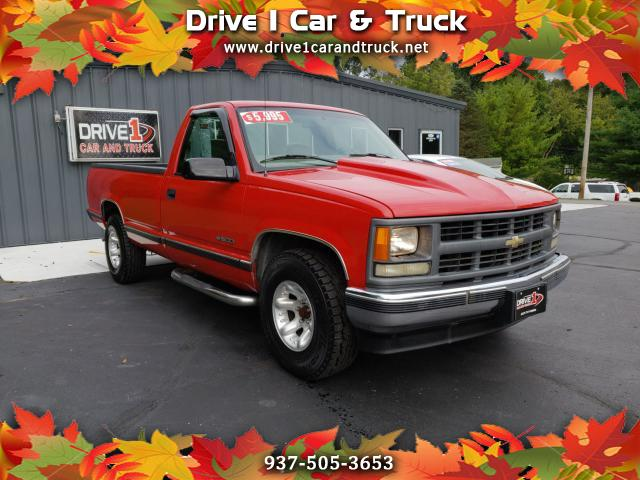 1997 Chevrolet C/K 1500 Reg. Cab 8-ft. Bed 2WD
