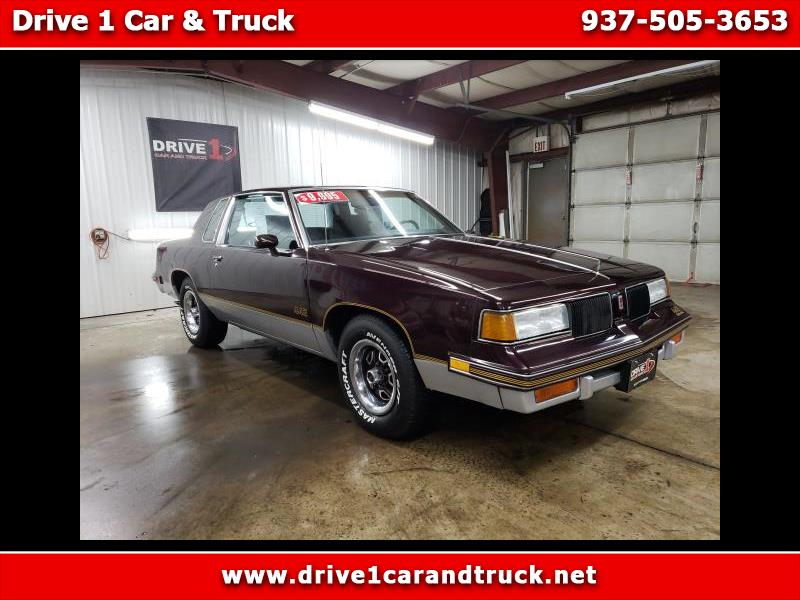 1987 Oldsmobile Cutlass Salon 442