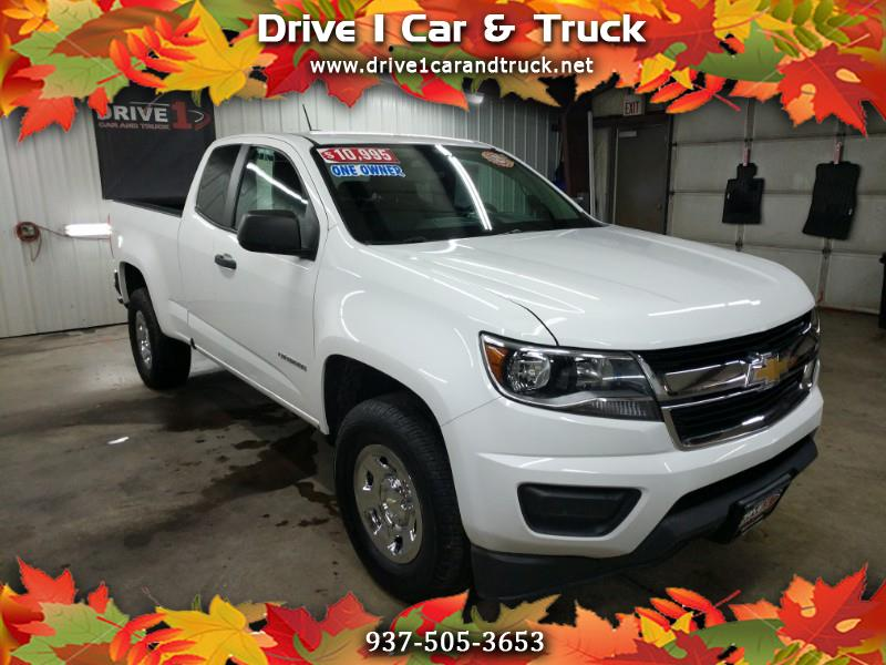 2015 Chevrolet Colorado EXT. CAB 2WD