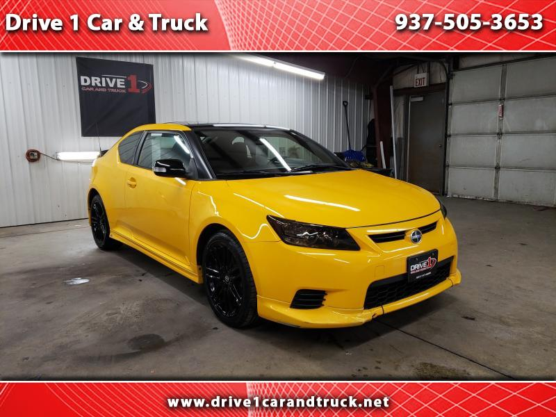 2012 Scion tC SPECIAL EDITION 7.0 6-SPD AT