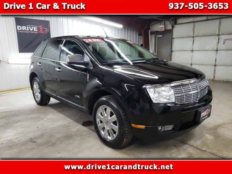 2009 Lincoln Lincoln MKX AWD