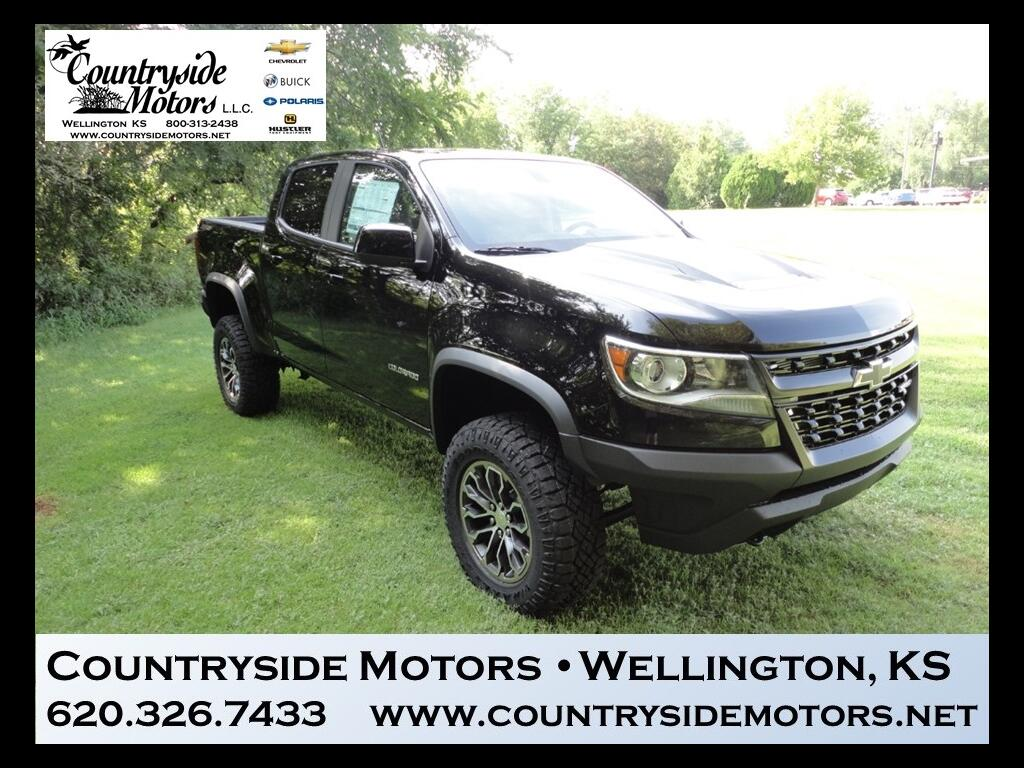 2019 Chevrolet Colorado 4WD CREW CAB  ZR2