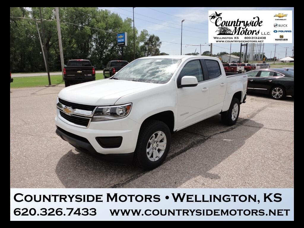 2019 Chevrolet Colorado 4WD CREW CAB 128.3  LT