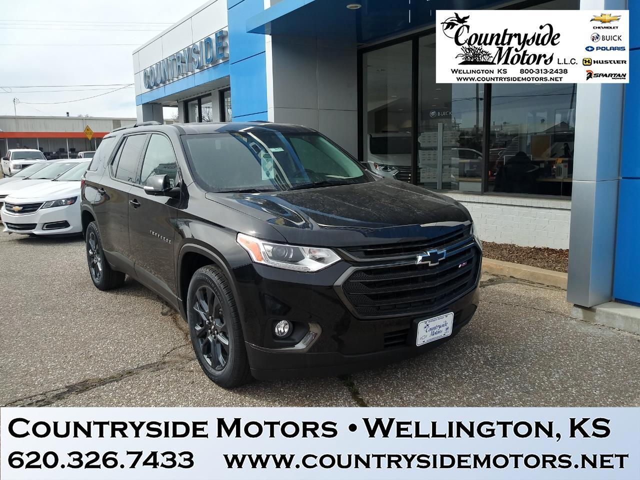 2019 Chevrolet Traverse AWD 4DR RS W/2LT