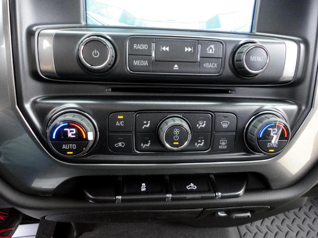 2019 Chevrolet SILVERADO 1500 LD LT DOUBLE CAB 4WD