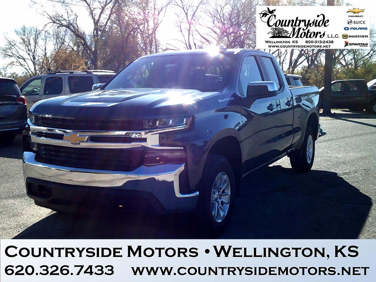 2019 Chevrolet Silverado 1500 1500 4WD Double Cab LT All Star Edition