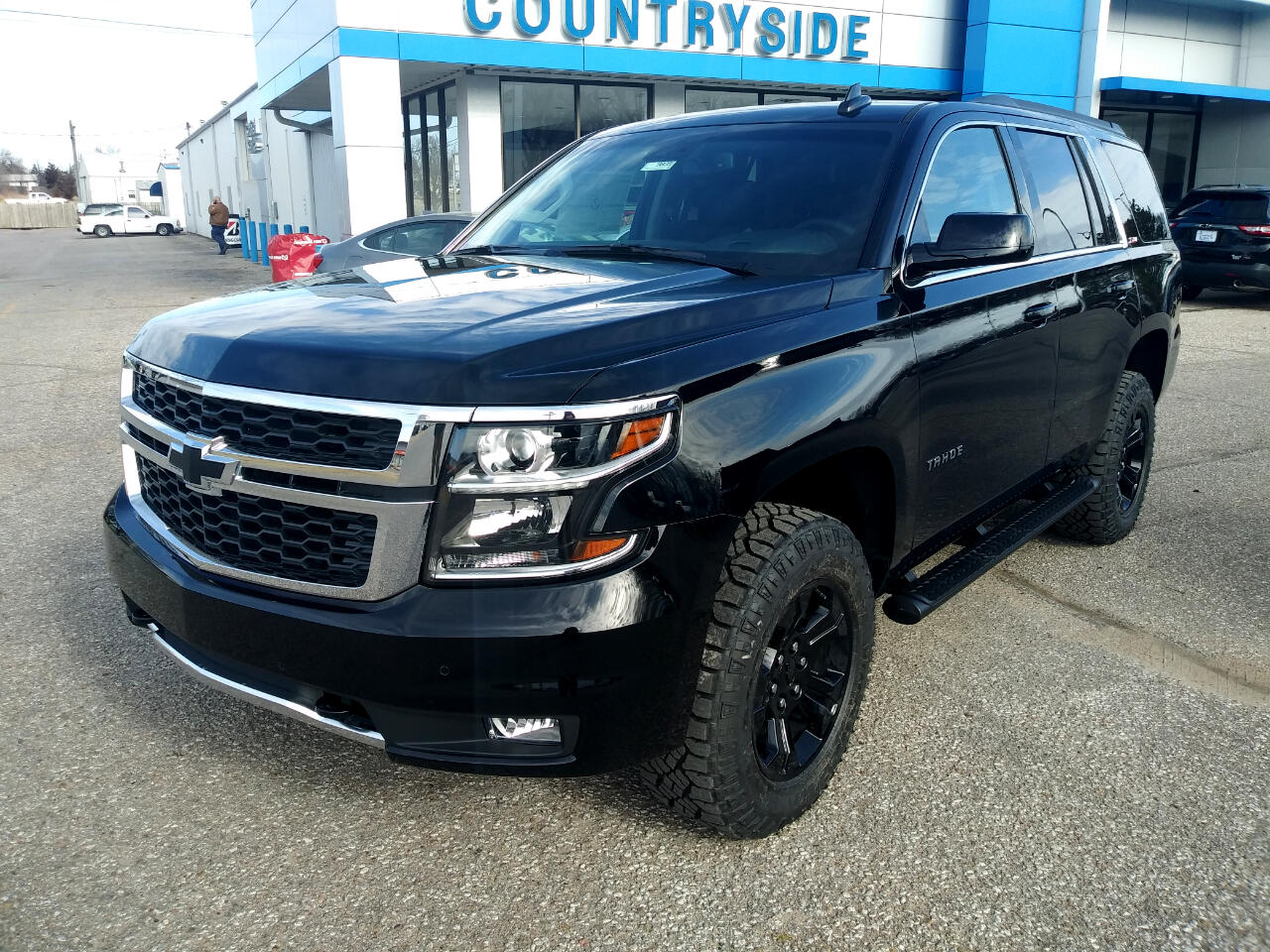 2019 Chevrolet Tahoe Z71 4WD LT MIDNIGHT EDITION