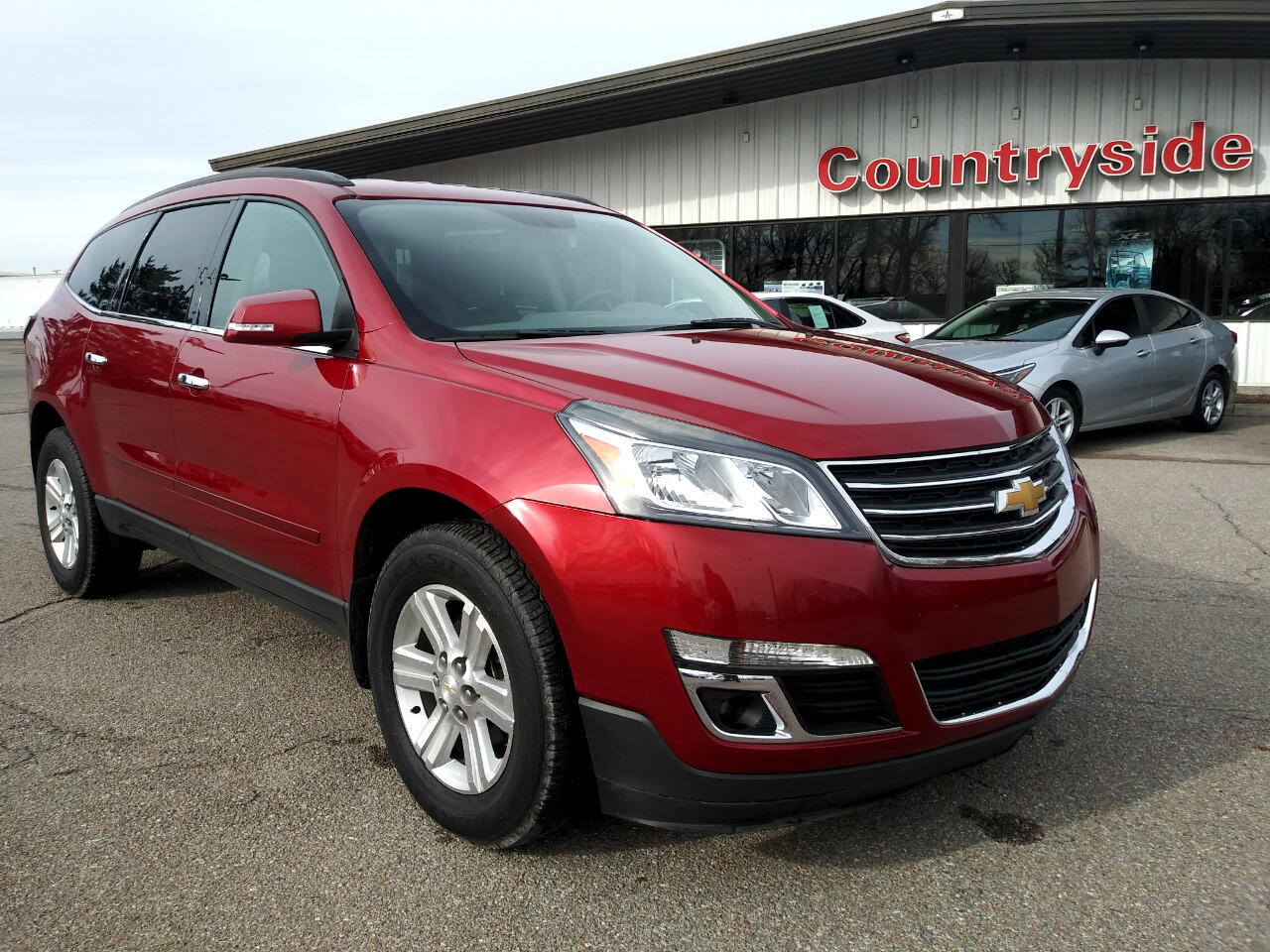 2013 Chevrolet Traverse FWD LT ALL STAR EDITION