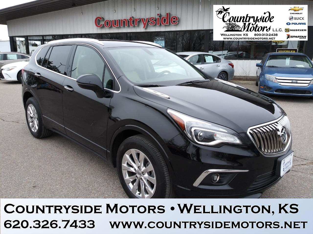 2018 Buick Envision ESSENCE SL FWD