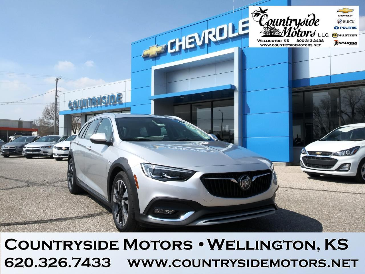 2019 Buick Regal TOURX HATCHBACK WAGON ESSENCE AWD