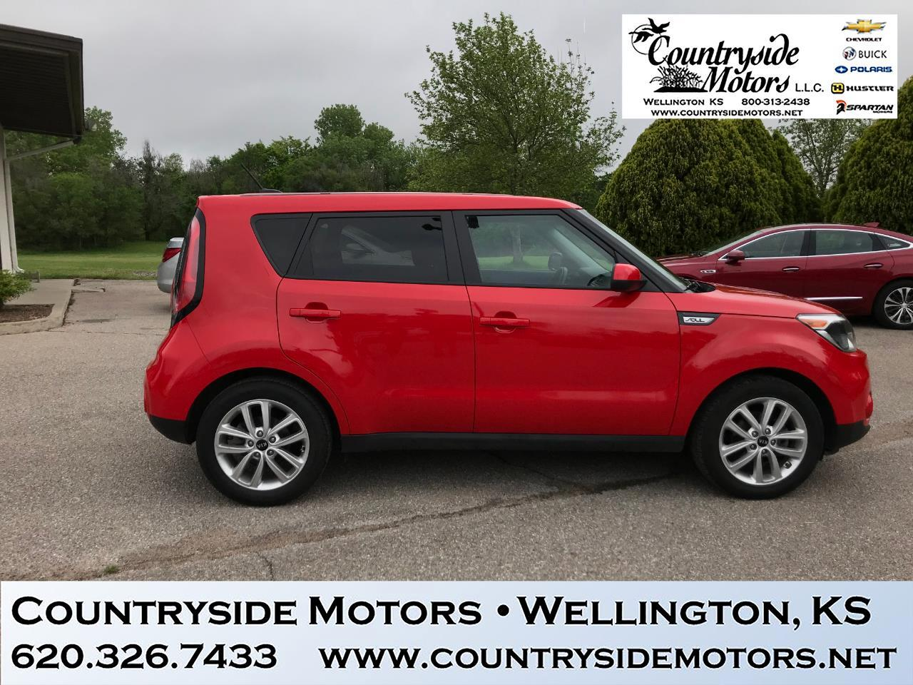 2017 Kia Soul SD 5 Door Wagon