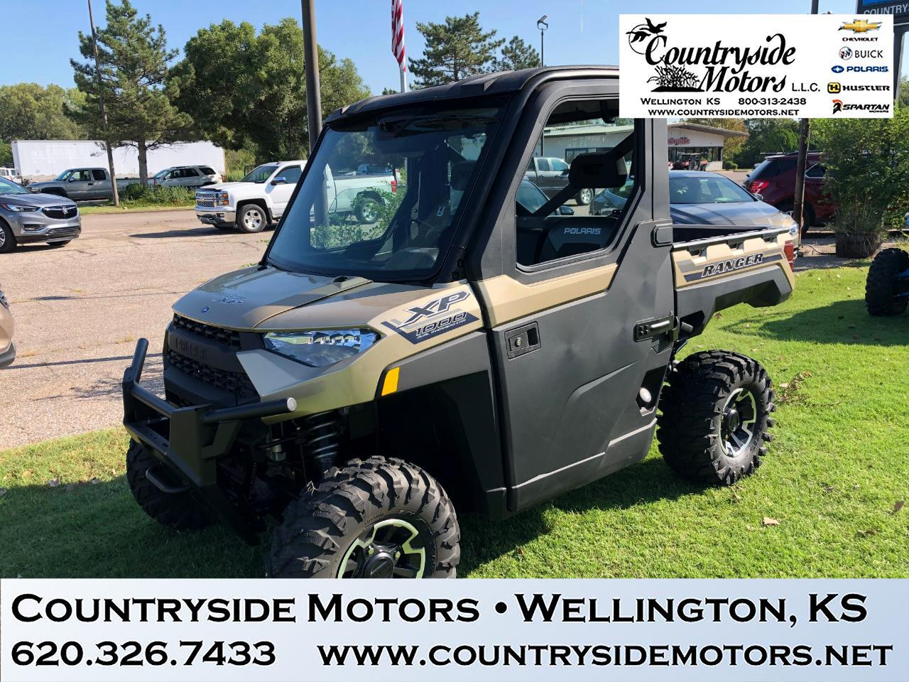 2020 Polaris Ranger XP 1000 EPS Northstar with Heat and AC