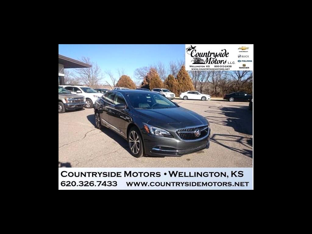 2017 Buick LaCrosse PREMIUM FWD