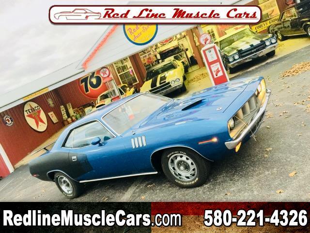 1971 Plymouth Cuda N code CUDA