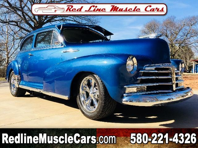 1948 Chevrolet Stylemaster Coupe