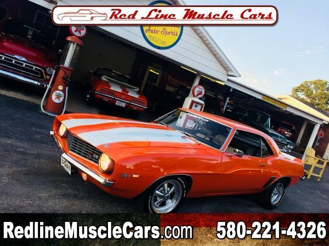 1969 Chevrolet Camaro 2dr Cpe