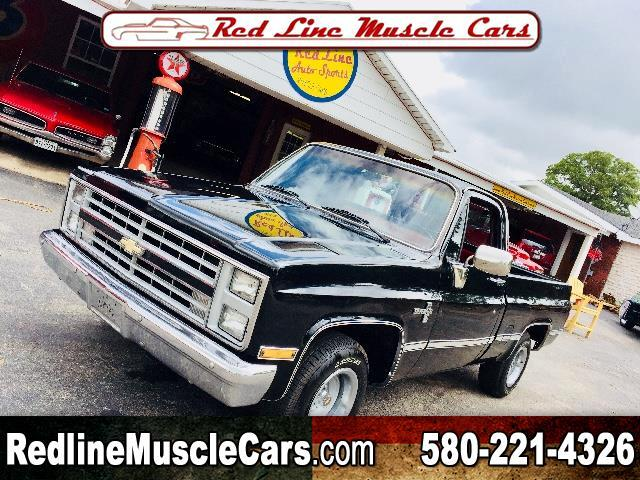 1986 Chevrolet C/K 10 Regular Cab 2WD
