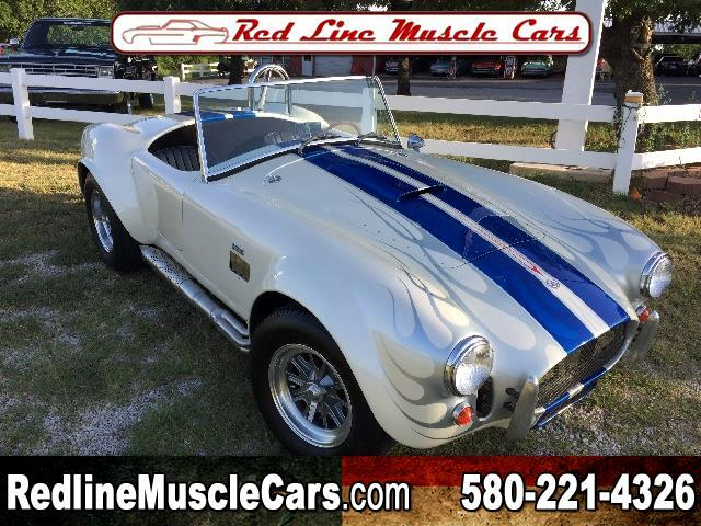 1965 Ford Cobra Replica car