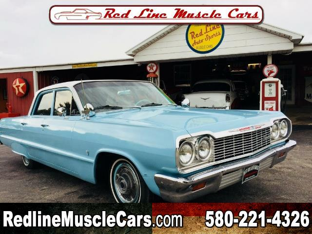 1964 Chevrolet Bel Air 210