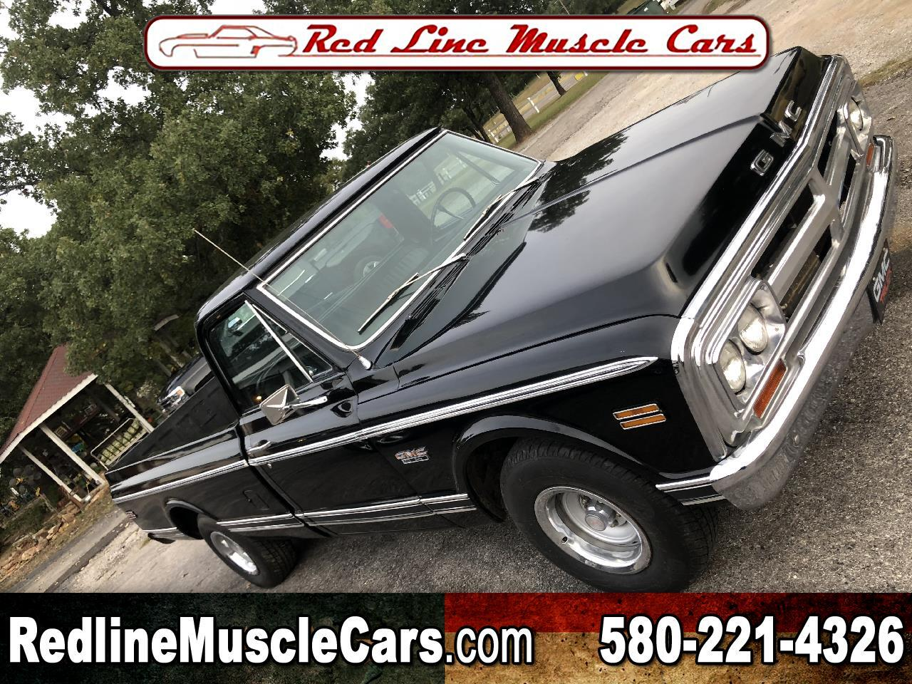 1972 GMC Sierra 1500 Classic SL Long Box 2WD