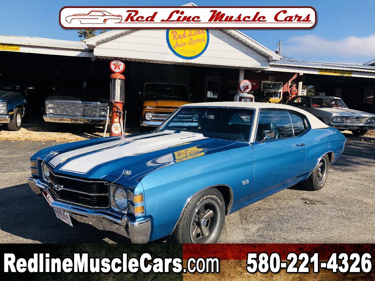 1971 Chevrolet Chevelle Malibu SS Super Sport