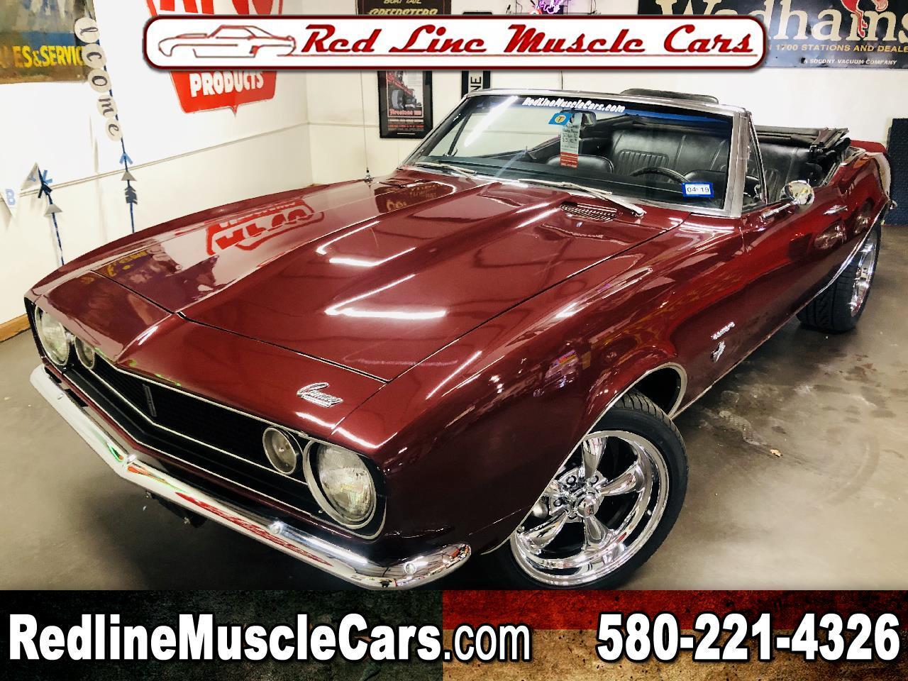 1967 Chevrolet Camaro 2dr Convertible
