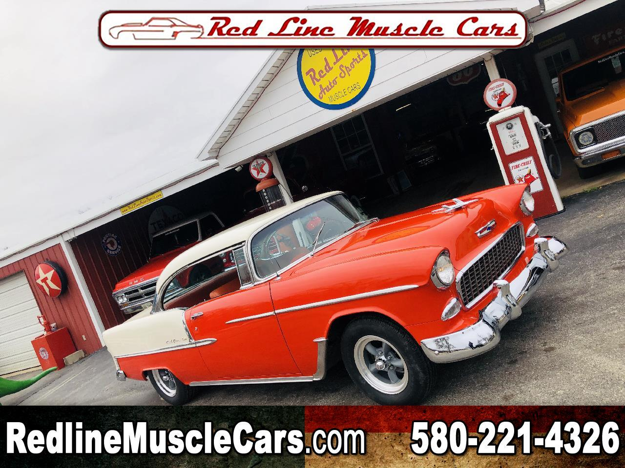 1955 Chevrolet Bel Air 2 door hard top