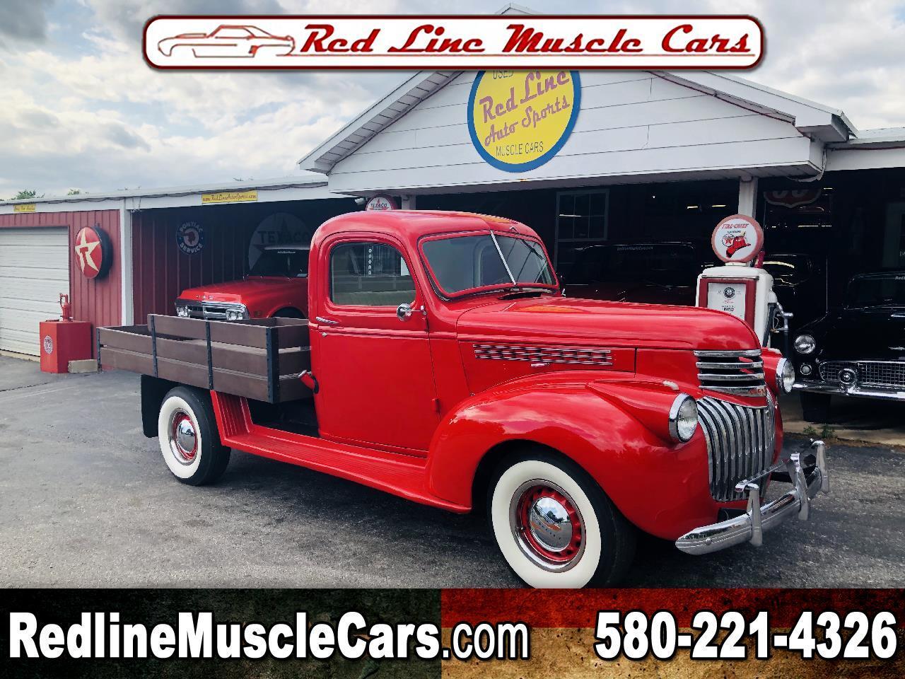 1942 Chevrolet 1/2 Ton Pickups truck