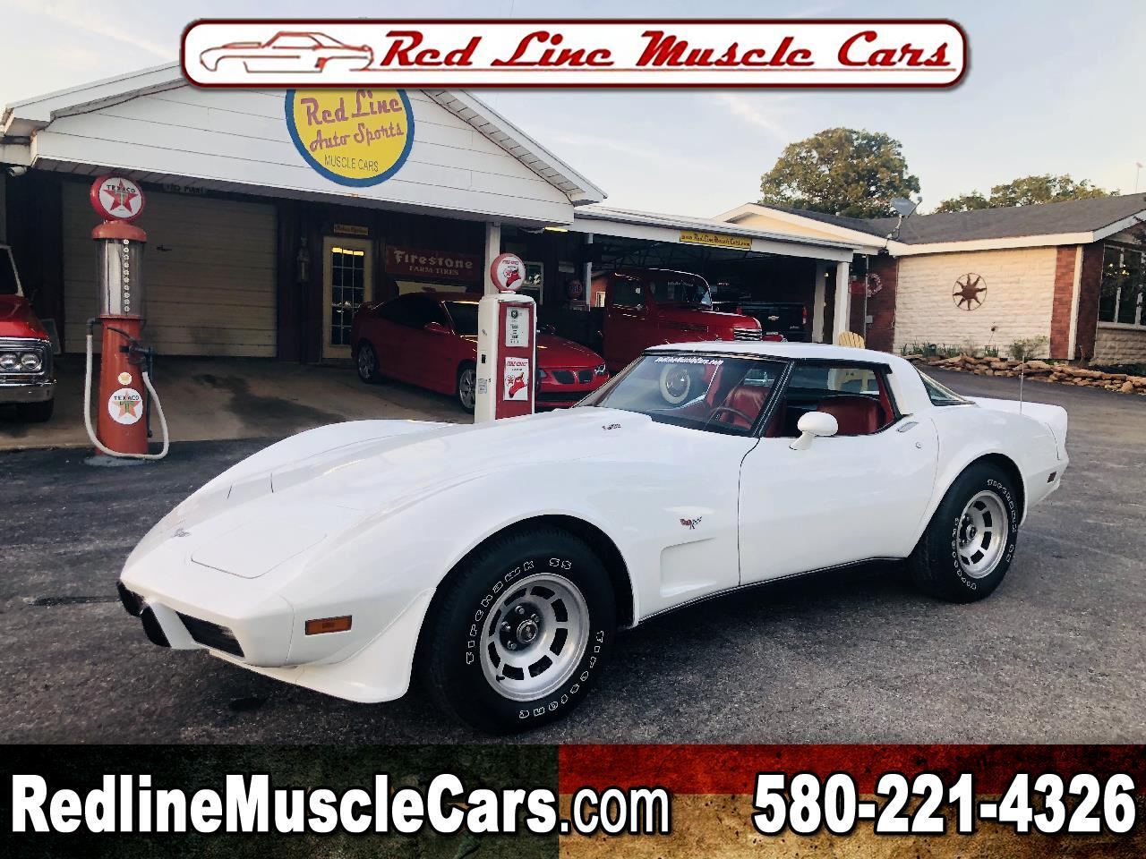 1979 Chevrolet Corvette Stingray coupe
