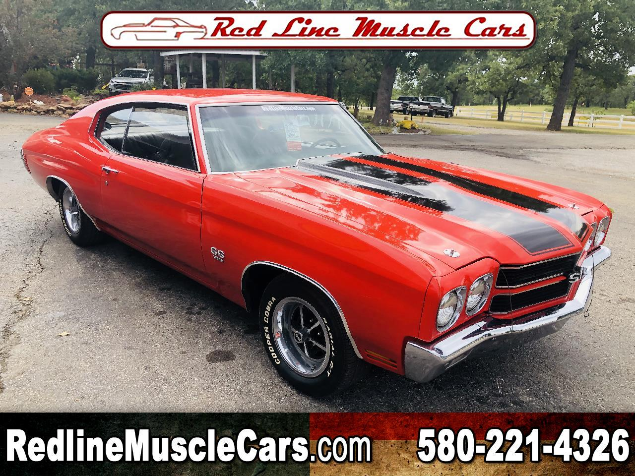 1970 Chevrolet Chevelle Malibu SS Super Sport 396 4 speed