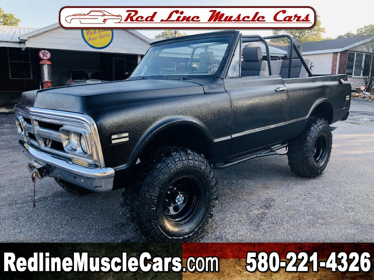 1972 GMC Jimmy C/K 1500 4WD