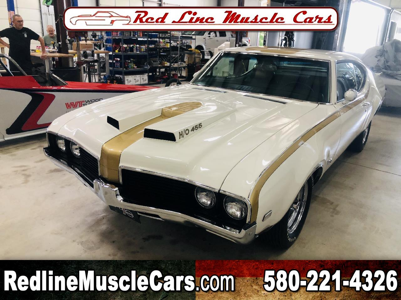 1969 Oldsmobile Hurst 455HO
