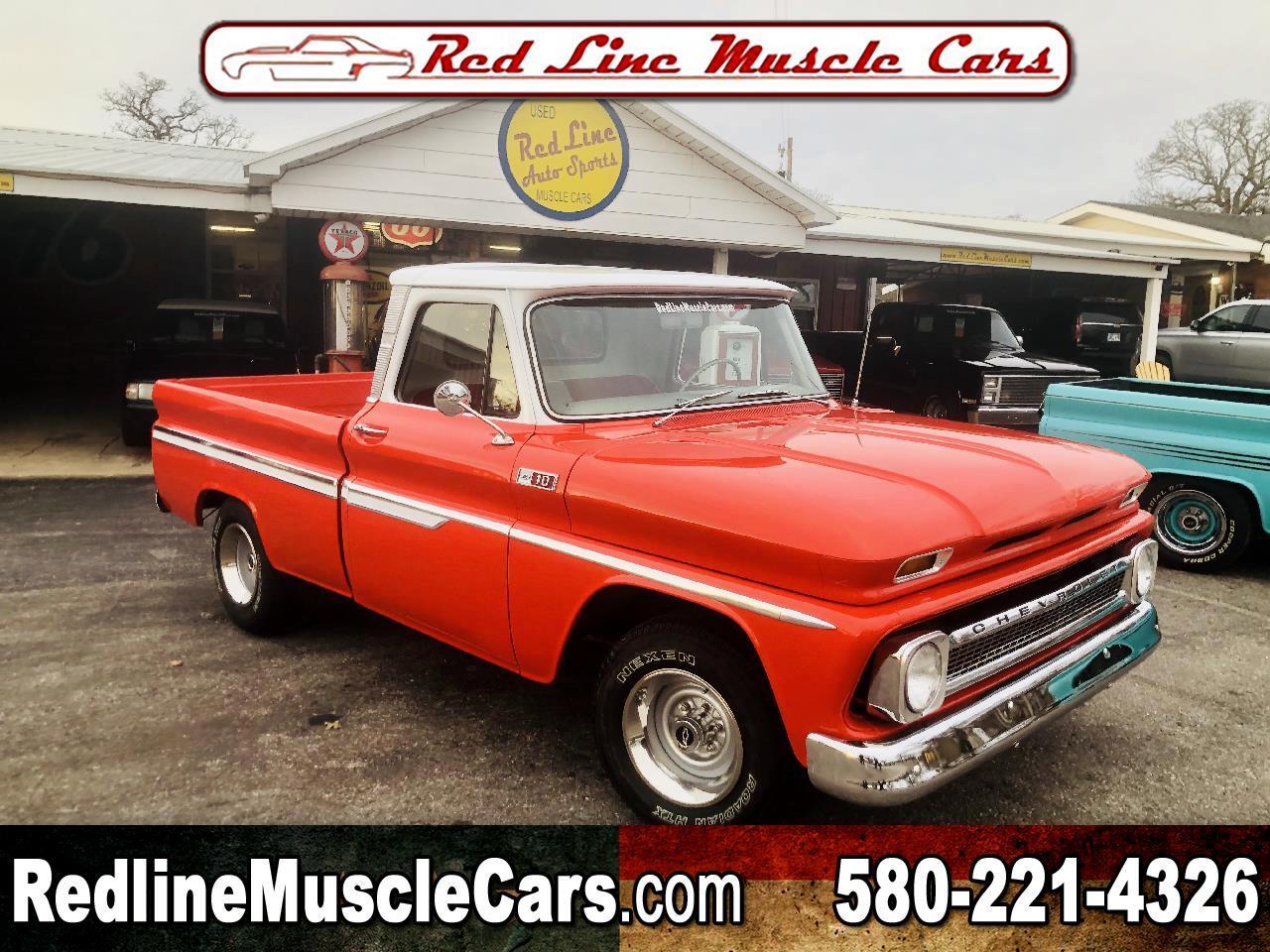 Chevrolet Custom C10 1965
