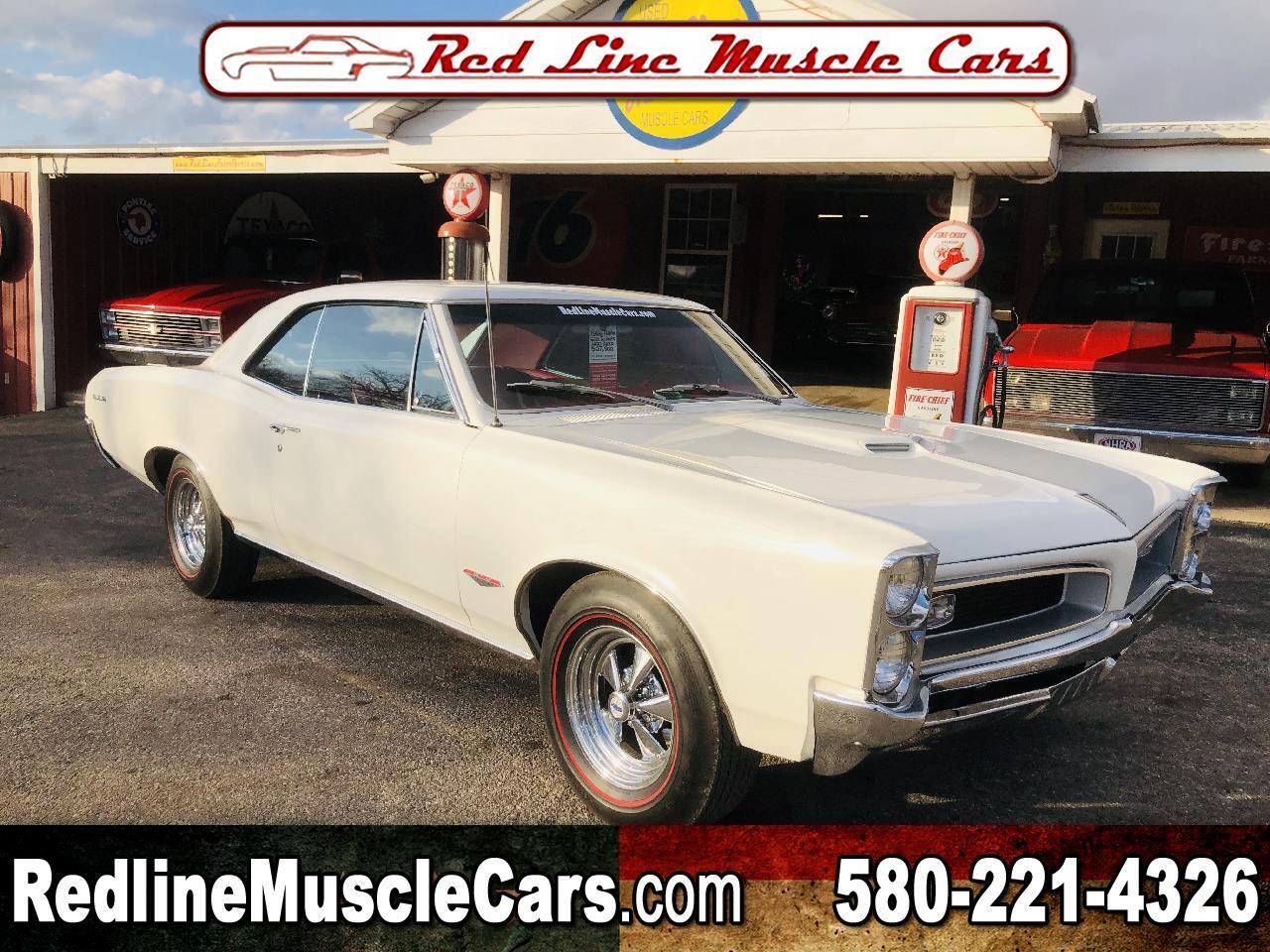 1966 Pontiac Lemans (GTO TRIBUTE)