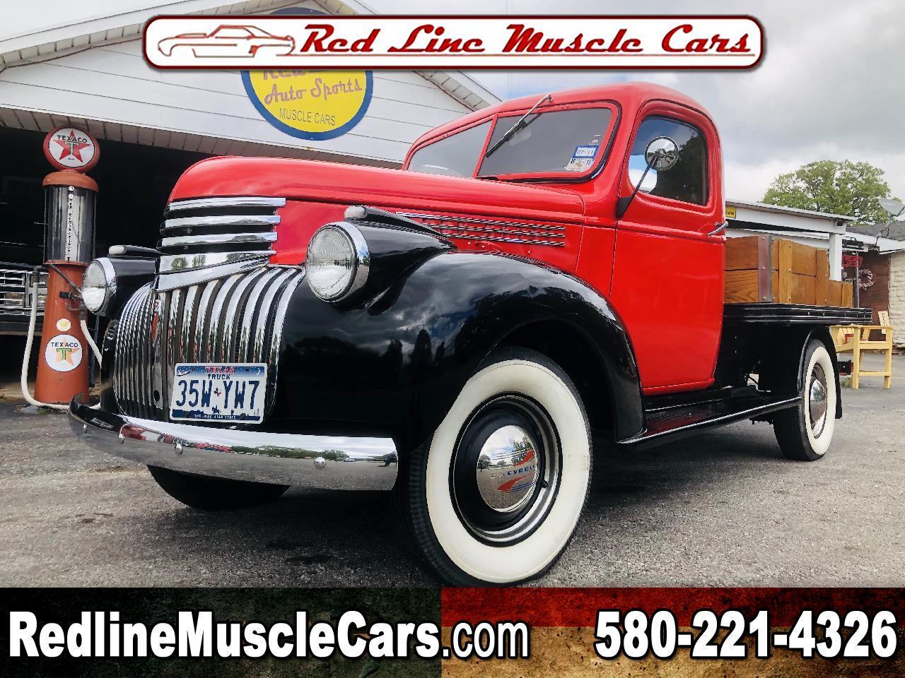Chevrolet 3100  1941