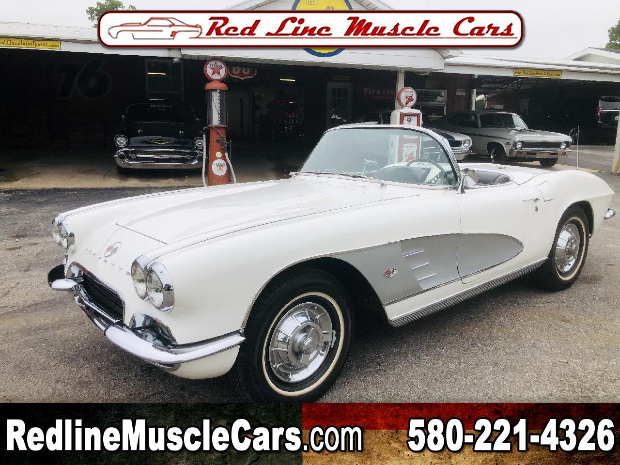 Chevrolet Corvette 2dr Convertible 1961