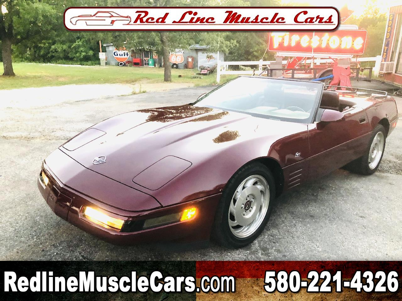 Chevrolet Corvette Convertible 1993