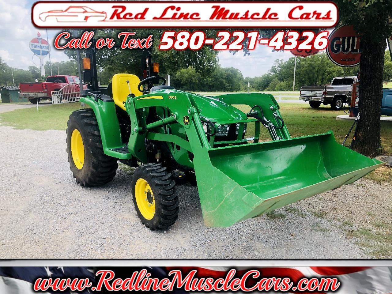 John Deere Tractor  2020