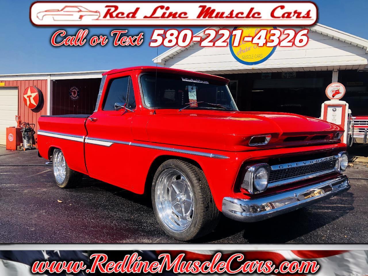 Chevrolet Custom C10 1964