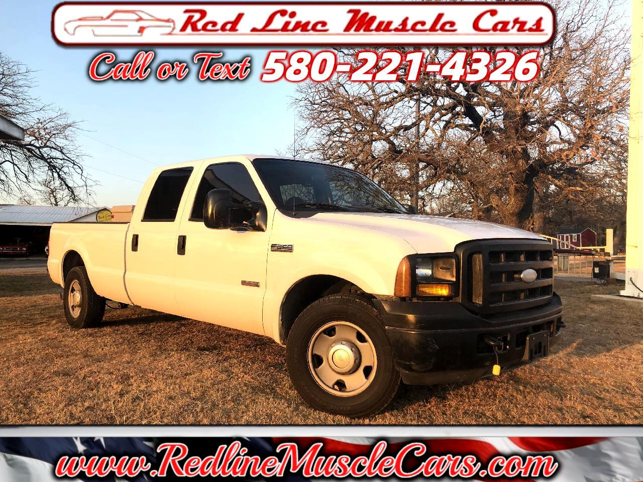Ford F-250 SD XLT Crew Cab Long Bed 2WD 2007