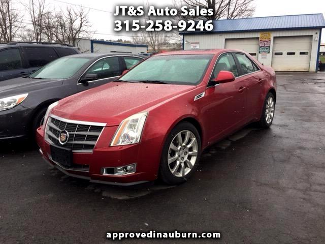 2009 Cadillac CTS 3.0L Base AWD